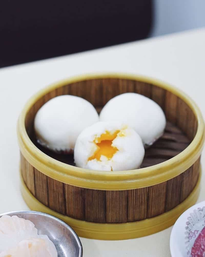 airasia food singapore free delivery swee choon salted egg bun